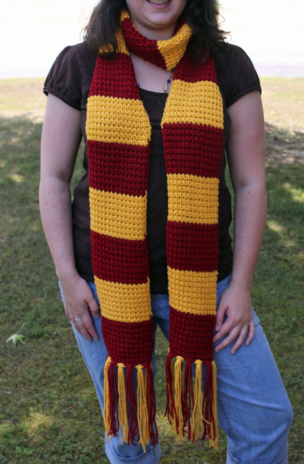 Tricot harry potter