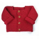 Tricoter gilet bebe 3 mois