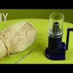 Tricotin knitting machine