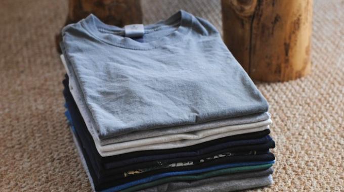 Comment plier un tricot de peau