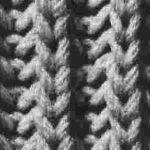 Tricoter cotes anglaises