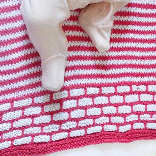 Tricot kit bébé