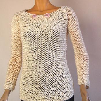 Que tricoter avec de la laine ruban