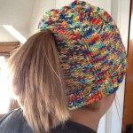 Tricoter un bonnet cheval