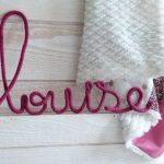 Kit tricotin prenom