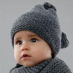 Tricoter bonnet bébé