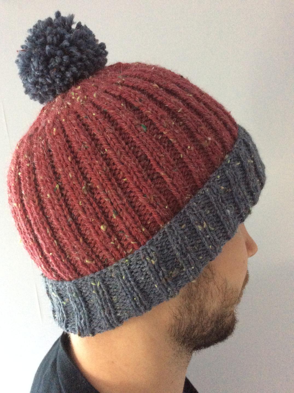 Tricotage bonnet