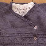 Tricoter laine fine avec grosses aiguilles