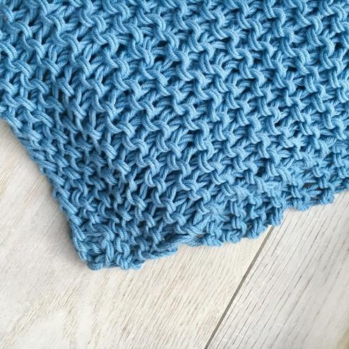 Tricoter echarpe