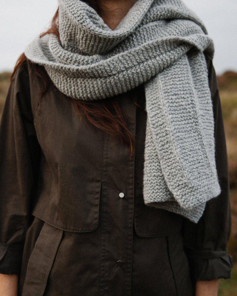 Tricoter écharpe