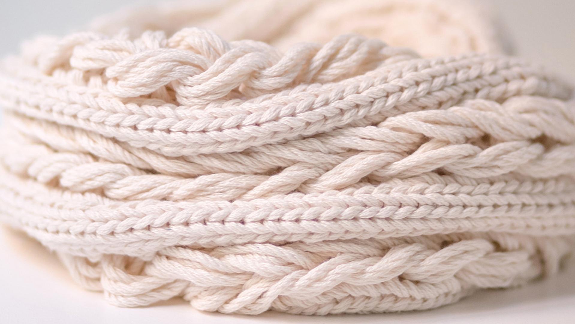 Tutoriel tricotin droit