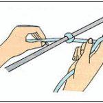 Tricot facile comment monter les mailles