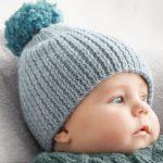 Tricoter bonnet bébé facile