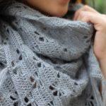 Tuto tricotin chale