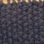 Comment tricoter un plaid en point de riz