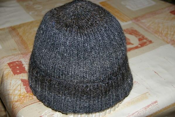 Tricoter un bonnet en laine pour homme