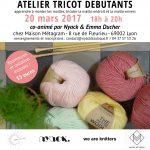 Atelier tricot debutant