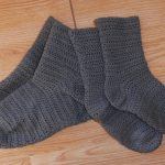 Tuto tricotin pour chaussettes