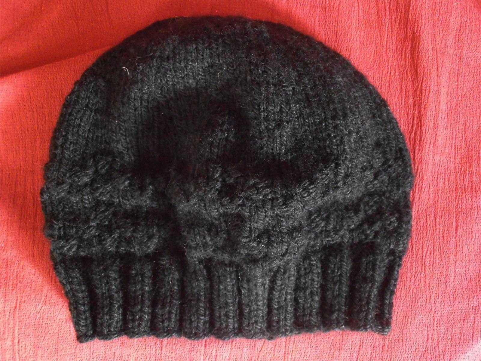 Tricoter bonnet homme aiguille 3 5