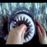 Tricotin automatique video
