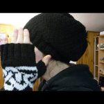 Tricoter un bonnet gavroche