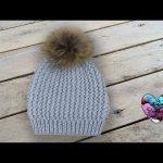 Tricoter un joli bonnet