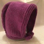 Tricoter un bonnet femme sans couture