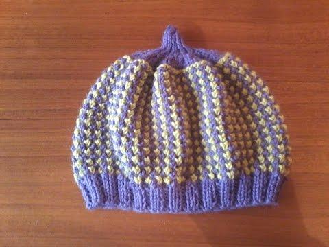 Tricoter un bonnet bébé youtube