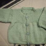 Tricoter gilet bébé