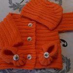 Tricoter gilet facile pour bebe