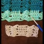 Tricot au crochet couverture facile youtube