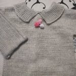 Tricot bébé fille youtube