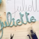 Prenom en tricotin acheter