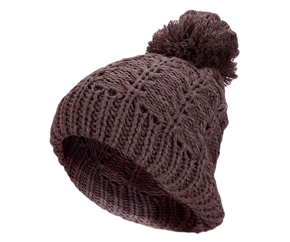 Comment tricoter un bonnet avec un pompon