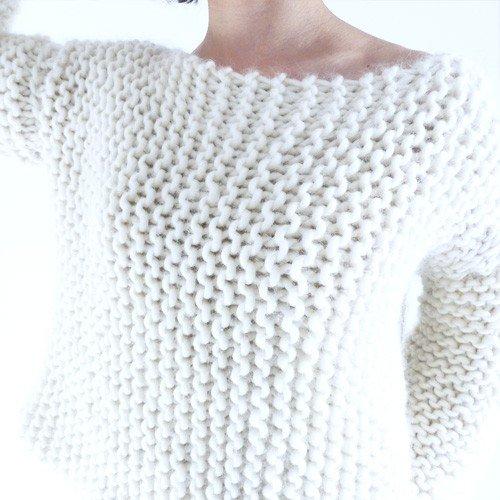 Idée tricot débutant