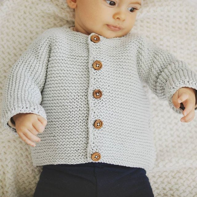 Kit tricot bébé débutant