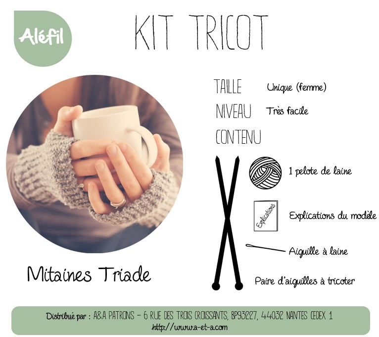 Tricot debutant kit