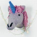 Tricoter licorne