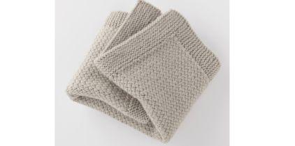 Tricoter couverture bébé débutant