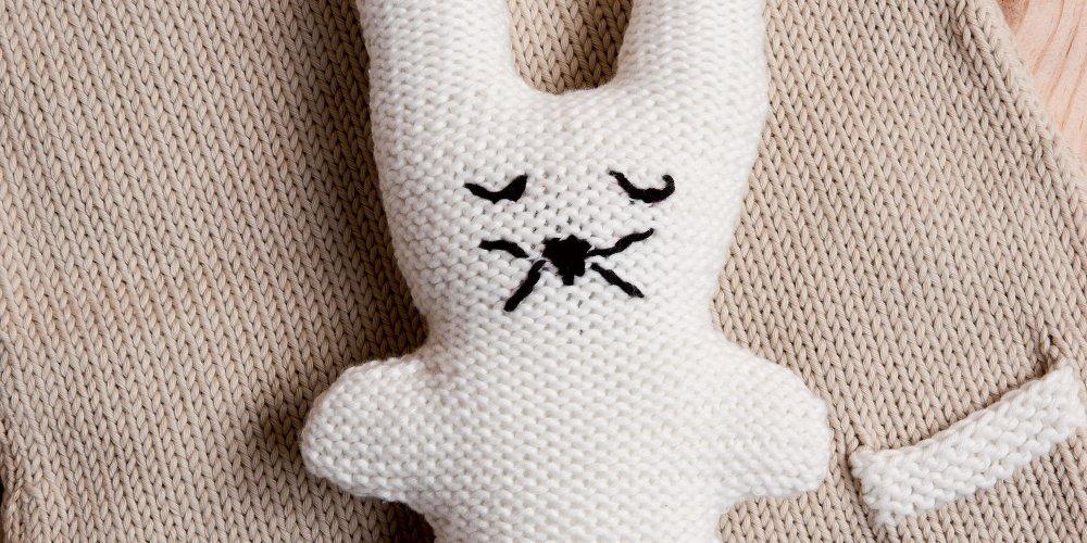 Tricoter doudou