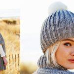 Tricoter un bonnet cote anglaise