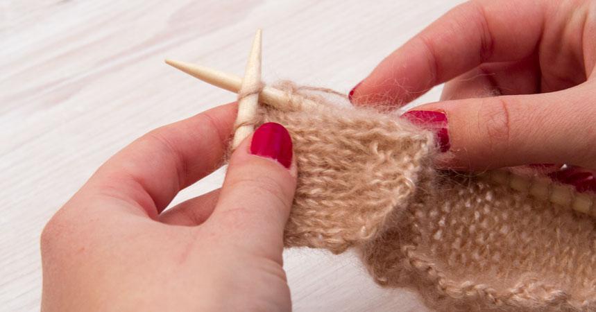 Kit tricot débutant pas cher