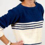 Tricoter rayures