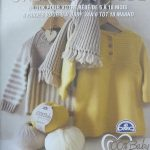 Livre tricot debutant bebe