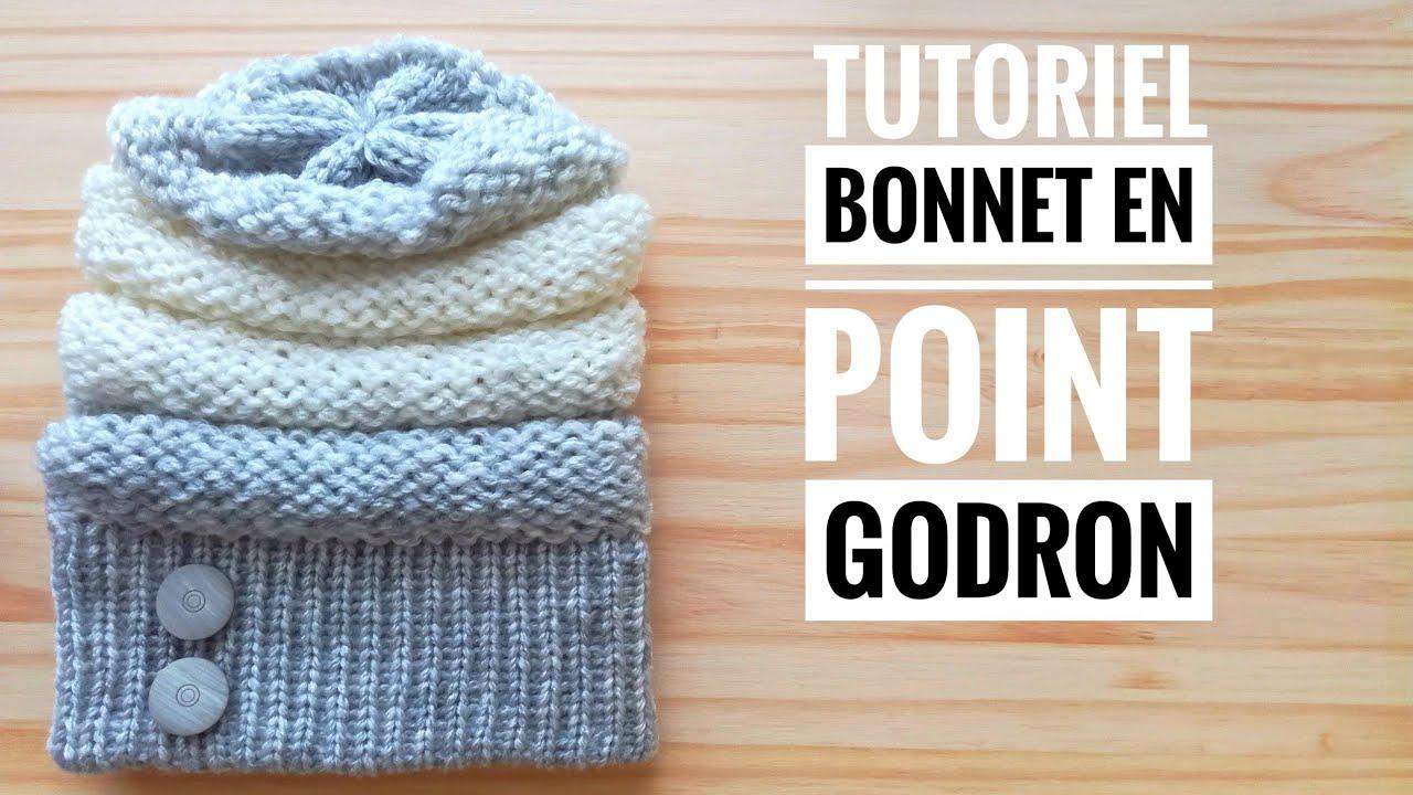 Tricoter un bonnet avec tricotin