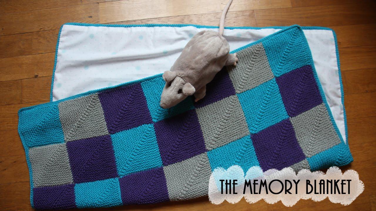 Comment tricoter un plaid facile