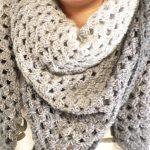 Tricotage avec crochet