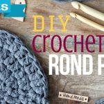 Tricoter en rond au crochet