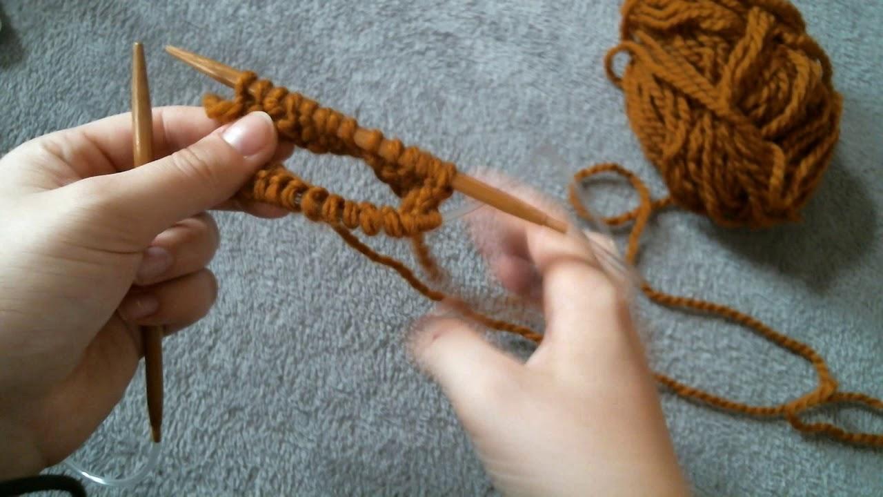 Tricoter en rond en magic loop