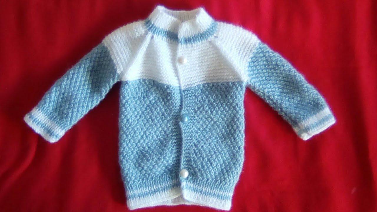Tricoter en rond manches